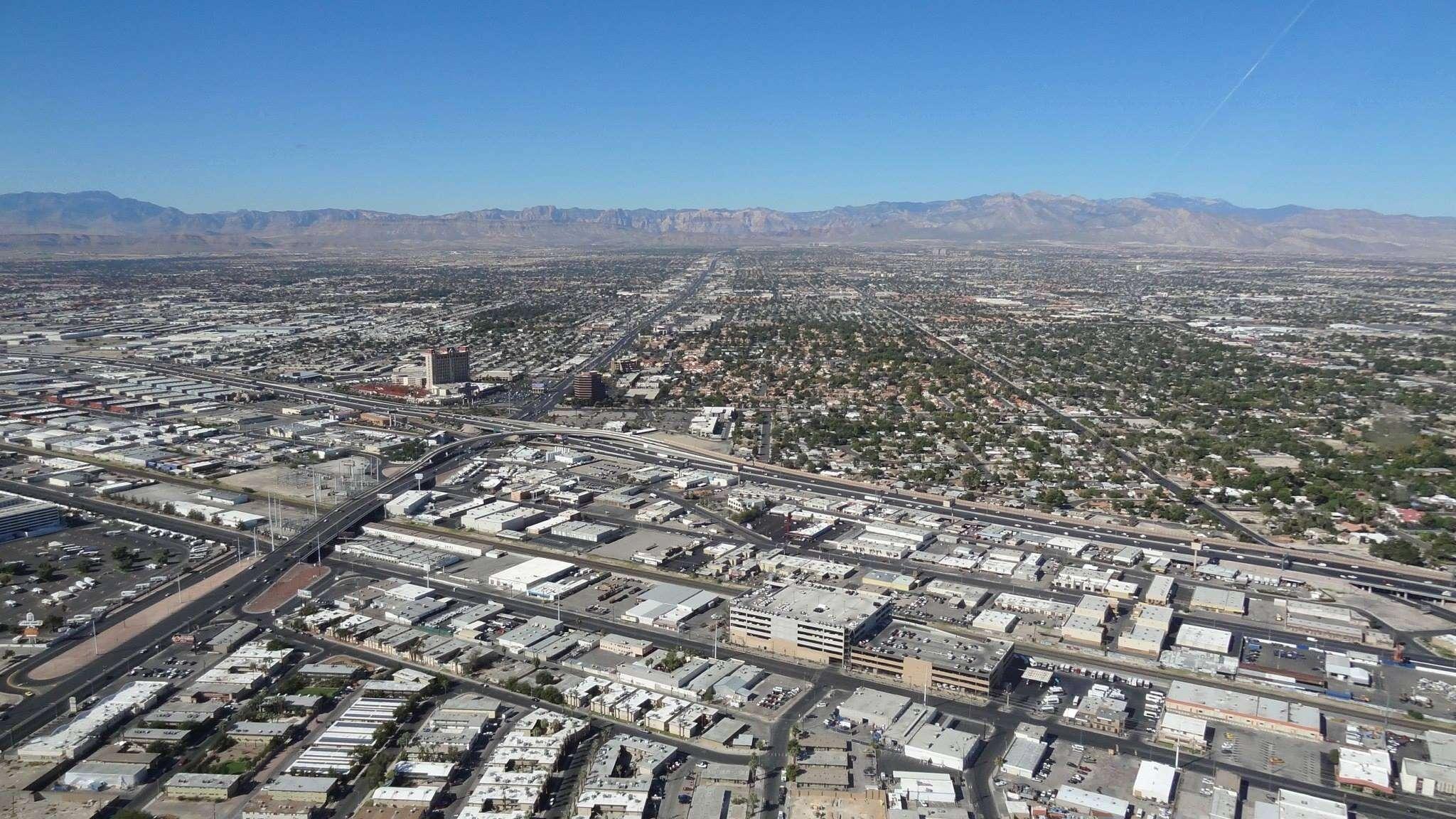 Desert de Las Vegas