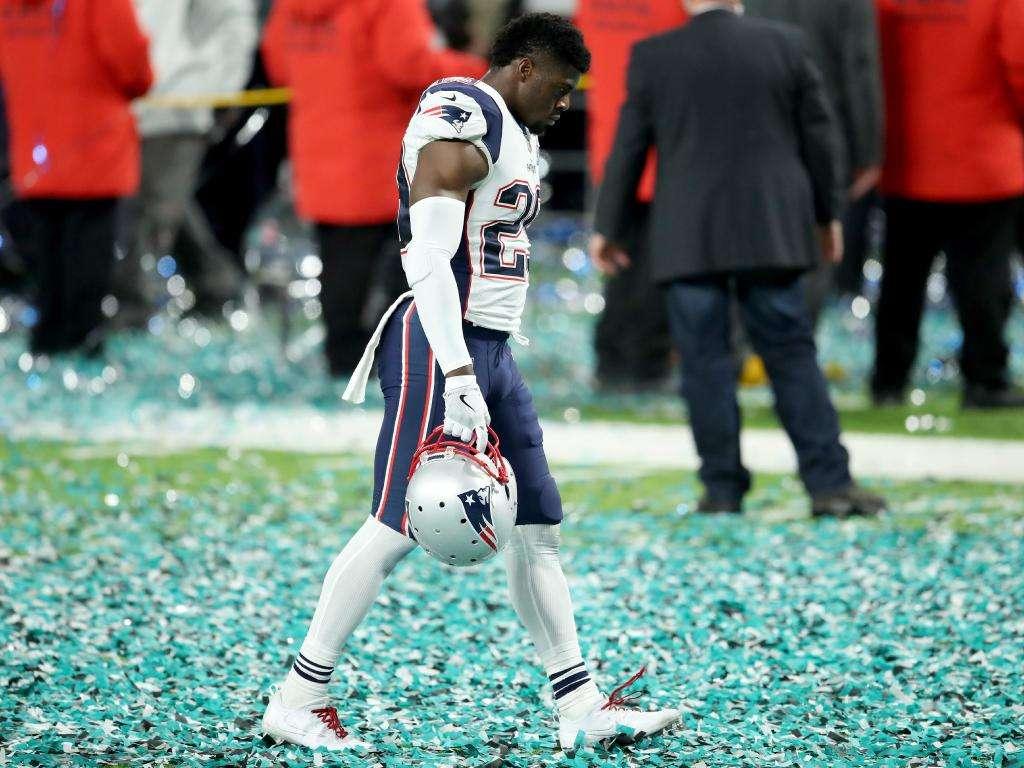 Les New England Patriots perdent le Super Bowl