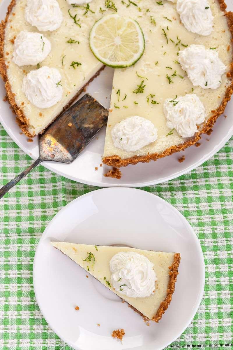 Meilleure Key Lime Pie Recette
