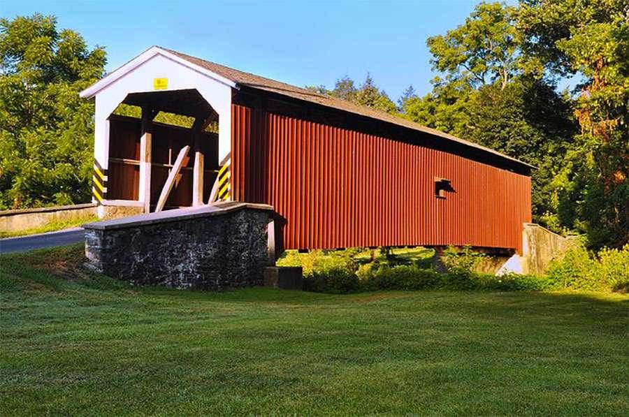 Butcher's Mill en Pennsylvanie