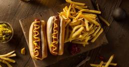Recette de Hot Dog à New York
