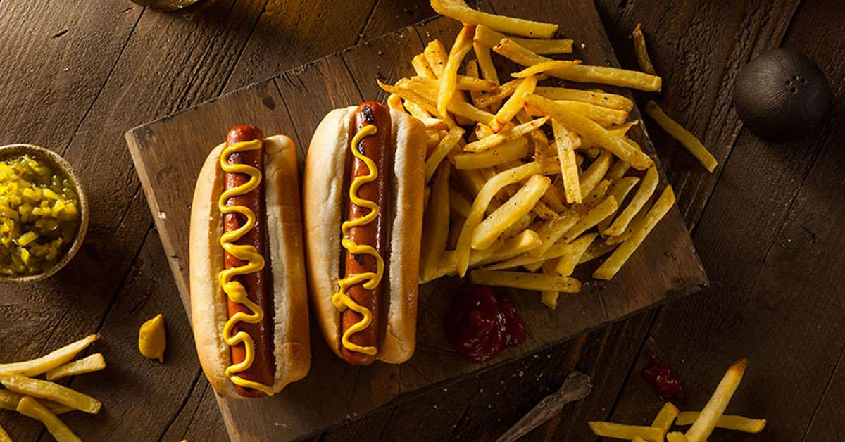 Recette de Hot Dog à New York