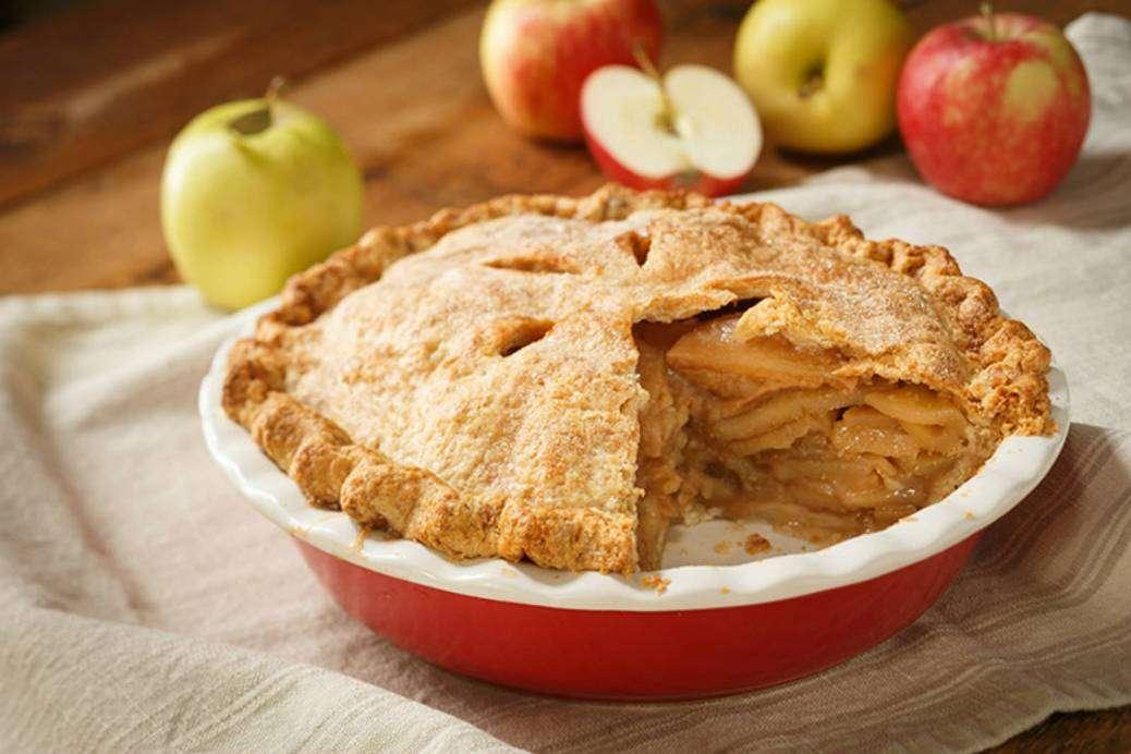tarte au pomme traditionnelle américaine