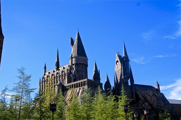 parc d'attraction harry potter universal studio orlando