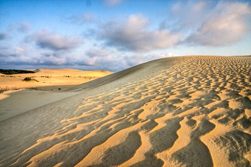 Jockey's Ridge State Park Caroline Nord Dunes