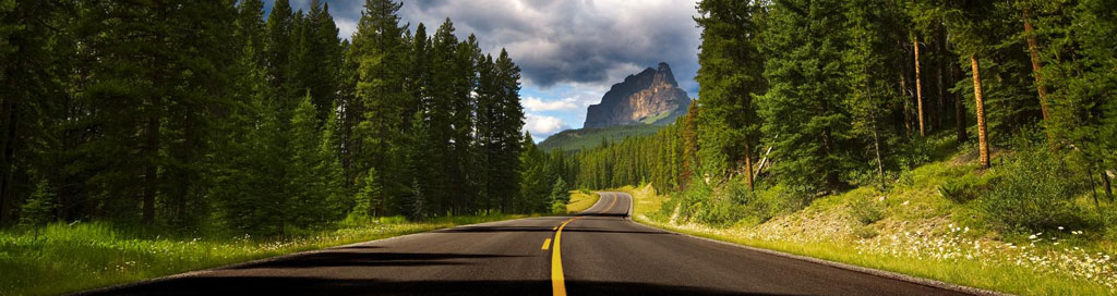 canada rocheuses road trip