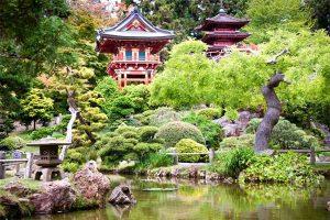 Le Jardin Japonais du Golden Gate Park