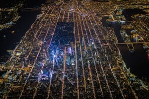 New York By Night © LAFORET VISUALS Inc