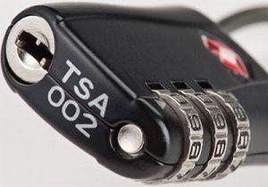 cadenas TSA pour la douane américaine