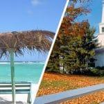 Quelle saison choisir pour voyager aux USA ?