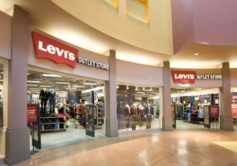magasin d'usine levi's outlet store