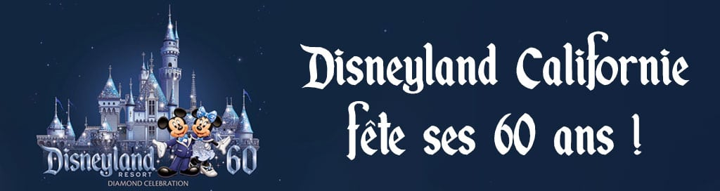 Disney fête ses 60 ans