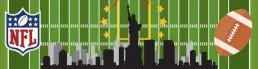 NFL Match de football américain à New York