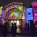 couleurs du nouveau spectacle sur main street usa