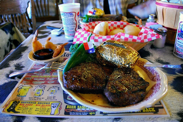 Big Texan Steakhouse sur la Route 66