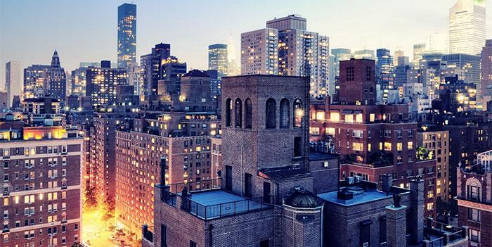 new york et ses buildings