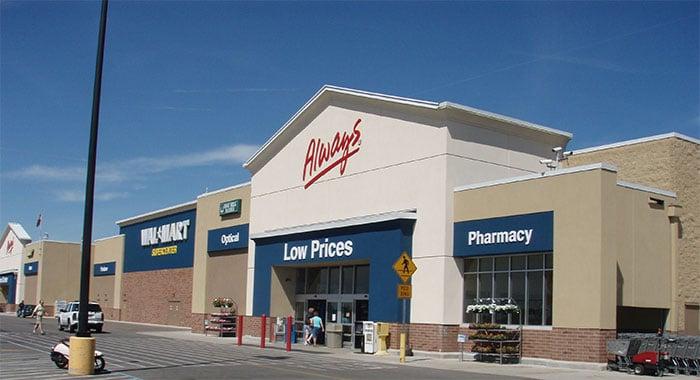 walmart supermarché américain