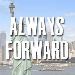 Toujours vers l\'avant (Always Forward)