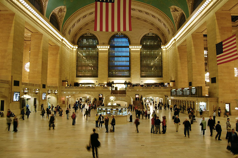 Grand Central Terminal à New York