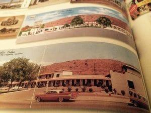 livre mythique route 66 vieille voiture