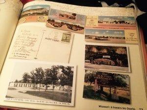 livre mythique route 66 photos d'époque