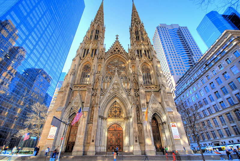 Cathédral Saint Patrick à New York
