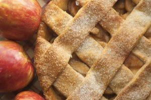 Gros plan sur Apple Pie