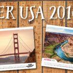 Calendrier USA 2016 : Votre cadeau gratuit