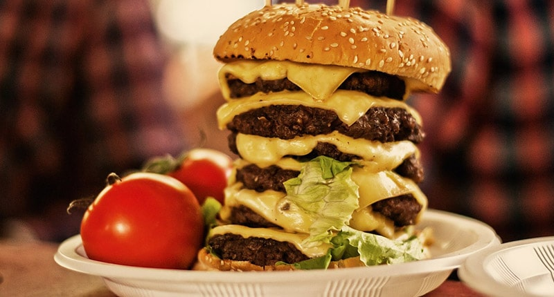 burger fait maison road trip usa