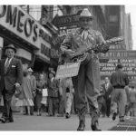 New York dans les années 50 par Frank Larson