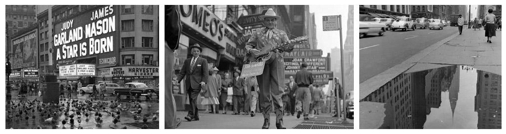 Frank Larson New York années 50