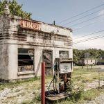 Les stations essences de l'Amérique par Robert Gotzfried