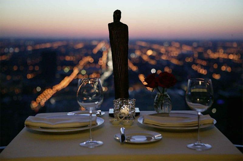 Restaurant Everest View à Chicago