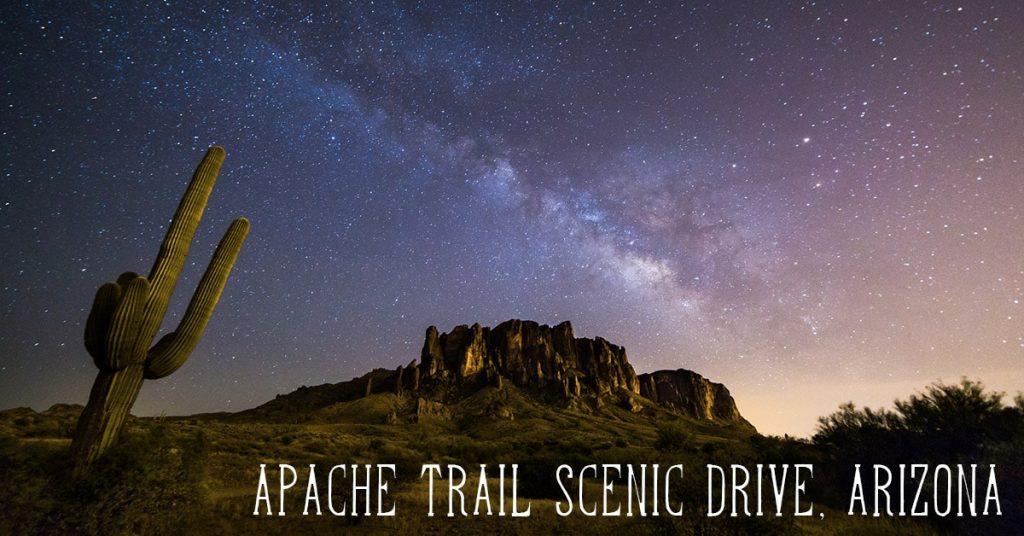 Apache Trail Scenic Drive