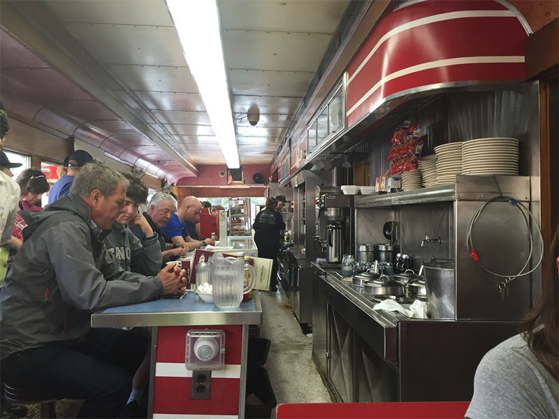 Mickey's Dining Car, St Paul, MN
