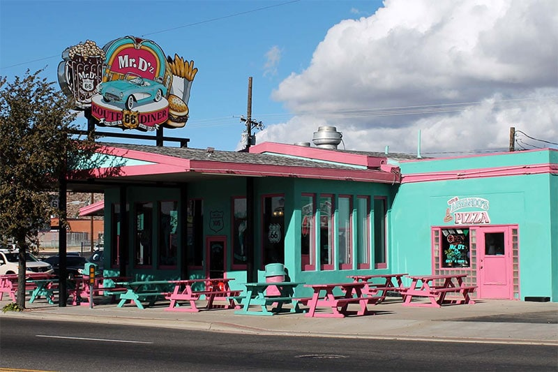 Mr D'z Diner Kingman Arizona