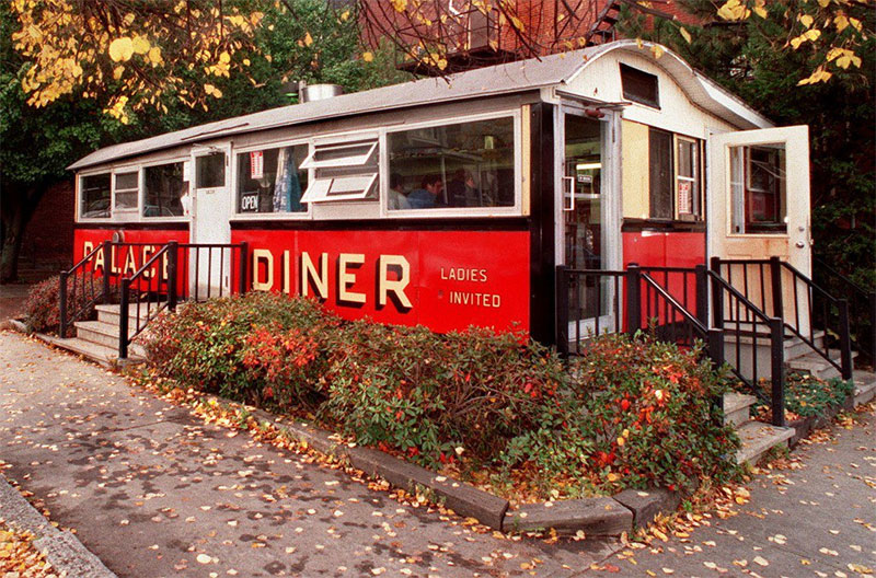 Palace Diner, Biddeford, Maine
