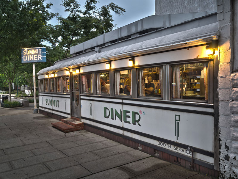 Summit Diner, Summit, New Jersey