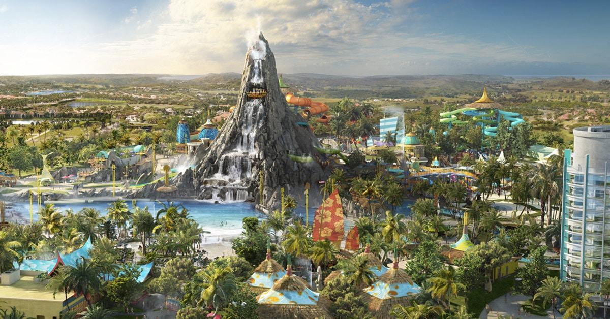 Volcano Bay à Universal Orlando