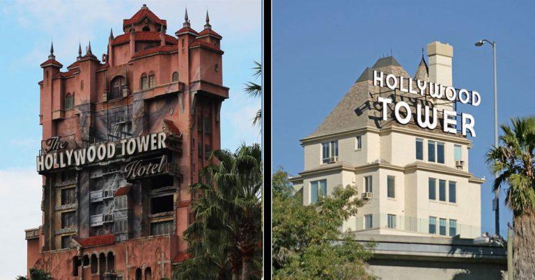 Hollywood Tower Hotel à Disney et à Los Angeles