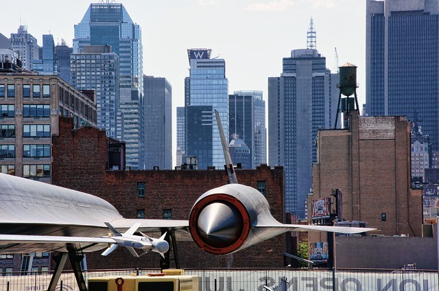 Intrepid Sea Air Museum avec New York City Pass