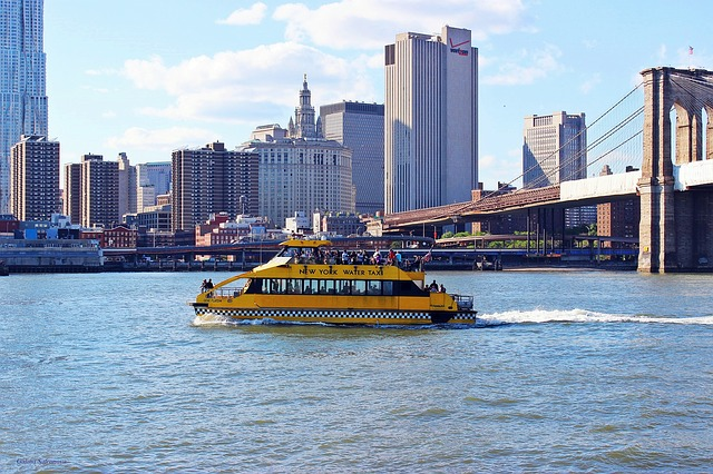 New York Pass Water Taxi