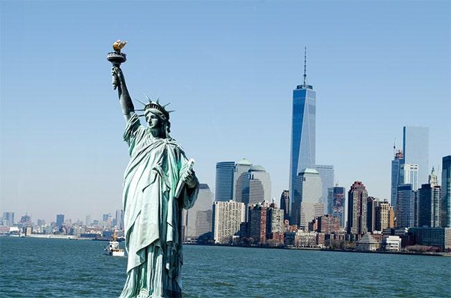 Visite de la statue de la liberté avec le New York Pass