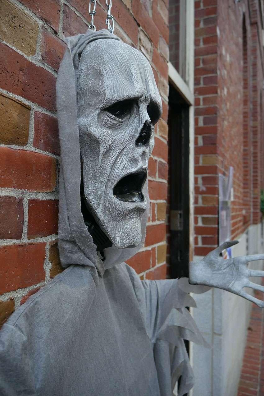 Fantome à Salem