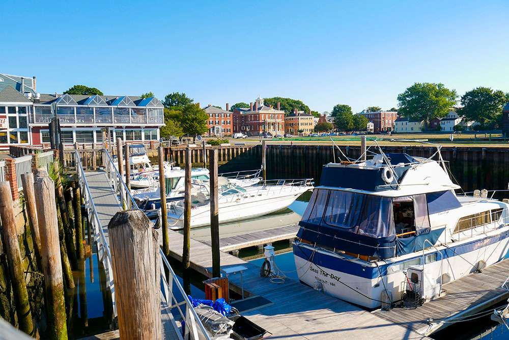 Marina de Salem