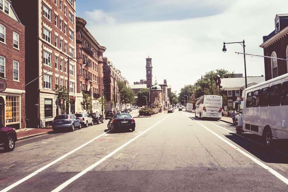 Cambridge et Harvard Square