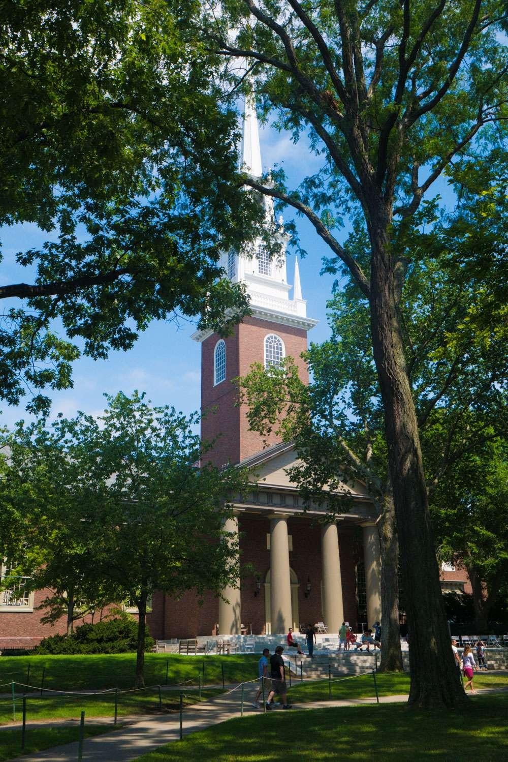 Eglise d'Harvard
