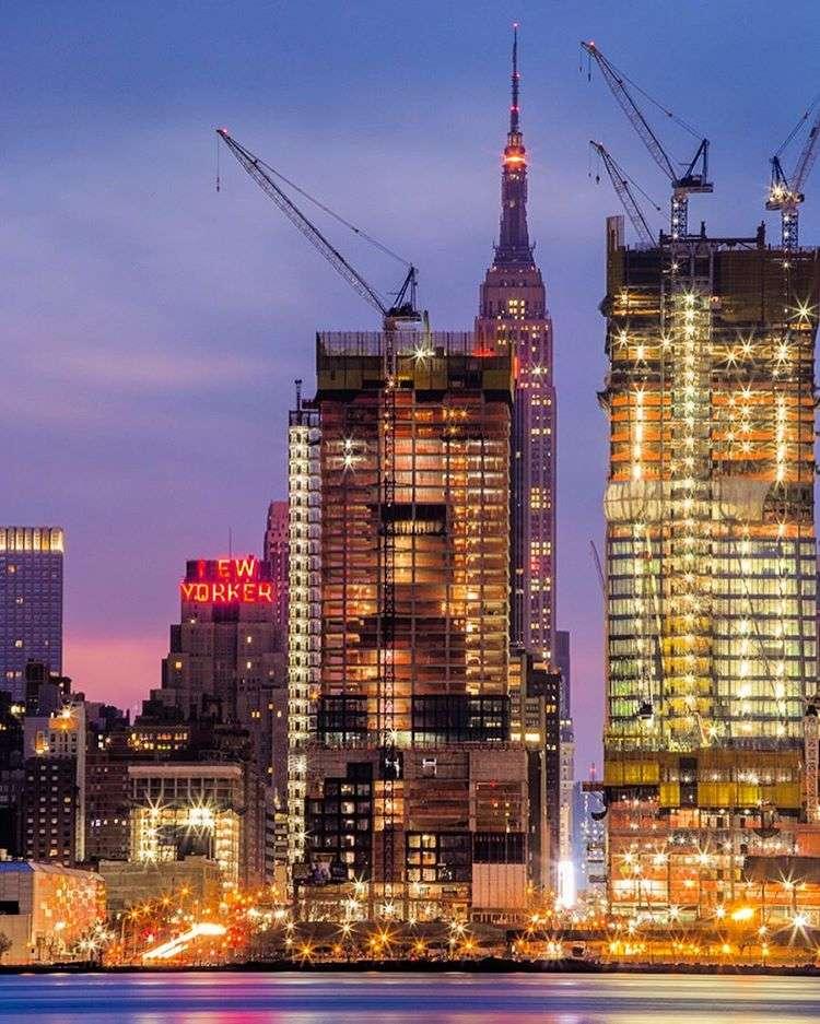 Empire State Building par Matt Chimera