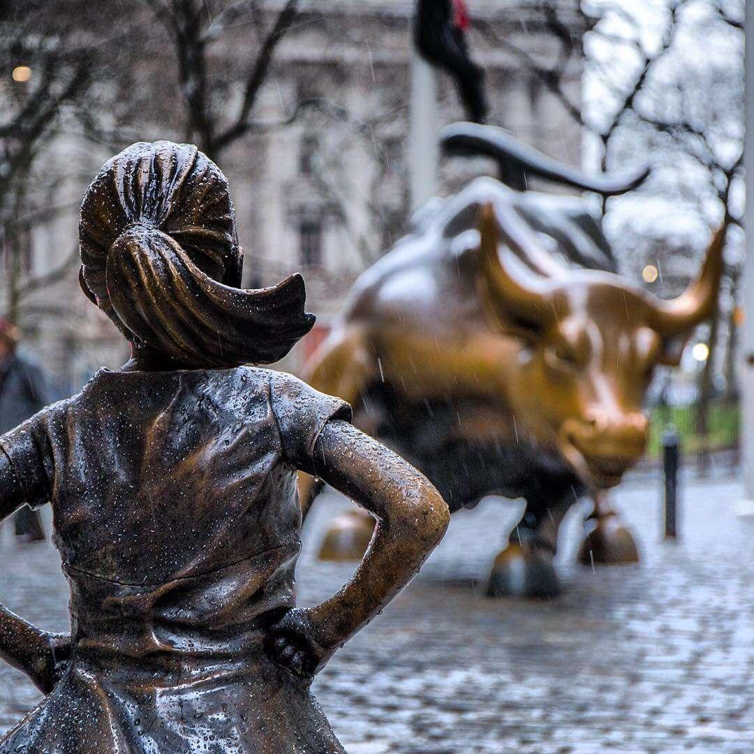 Wall Street par Matt Chimera