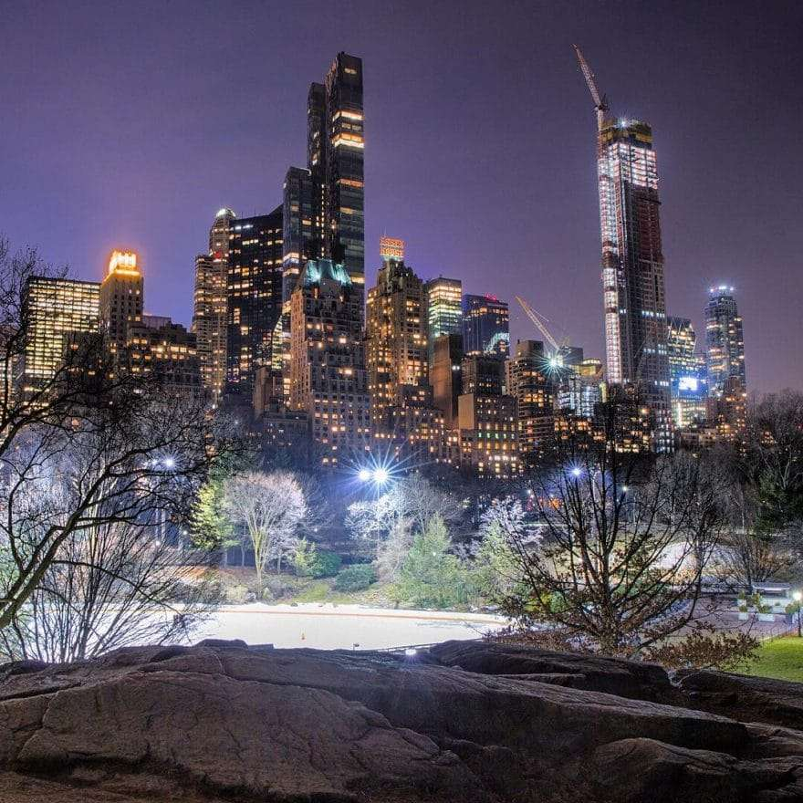 Central Park par Matt Chimera